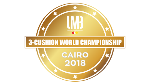 CAIRO  World Championship 3-Cushion