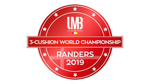 72nd Worldchampionship Three Cushion